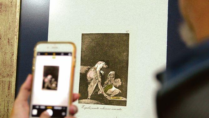 Grabados de Dalí se exponen en Panamá