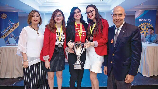 IV Copa de Debate Intercolegial
