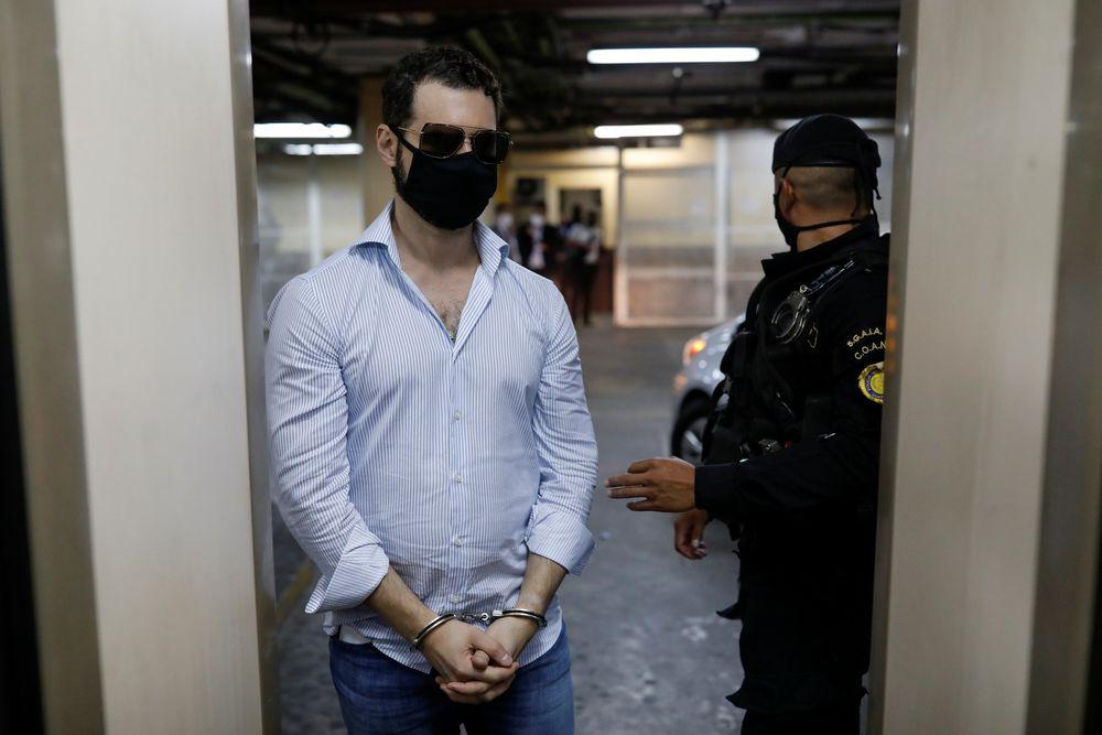 Tribunales de Guatemala cerrarán por dos semanas, lo que deja en suspenso las audiencias de extradición de los hermanos Martinelli Linares