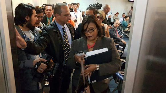 Asamblea Nacional inicia el escrutinio de las candidatas a la Corte