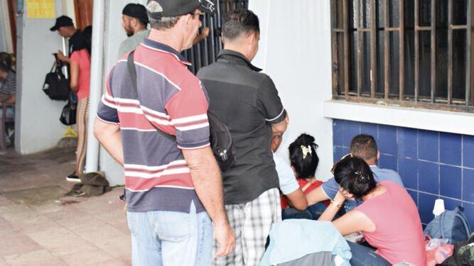 Cubanos albergados en Chiriquí solicitarán refugio en Panamá