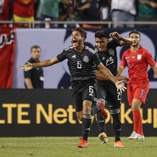México de Martino gana la Copa Oro al vencer 1-0 a Estados Unidos