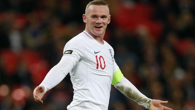 Wayne Rooney deja la MLS y será entrenador-jugador en el Derby County