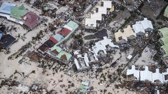 El huracán Irma deja al menos 10 muertos en las islas del Caribe