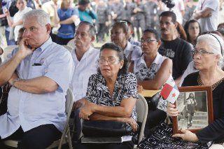 Ricardo Martinelli confirma que dará indultos a políticos