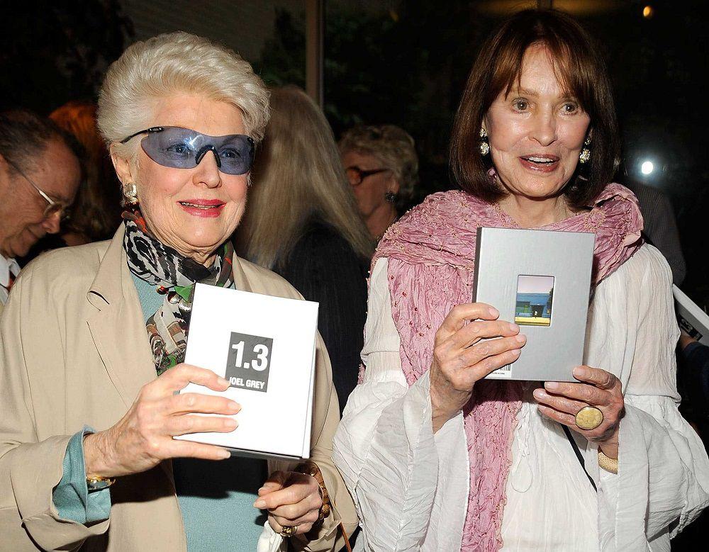 Muere la heredera y diva de la moda Gloria Vanderbilt