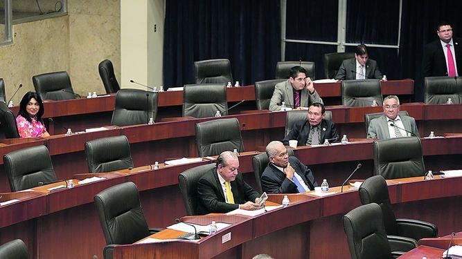 Intensa negociación por control de la Asamblea Nacional