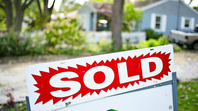Repunta venta de casas usadas