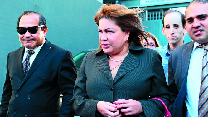 Alma Cortés: 'Yo remitía los casos a colegas y ellos pagaban parte a la firma'