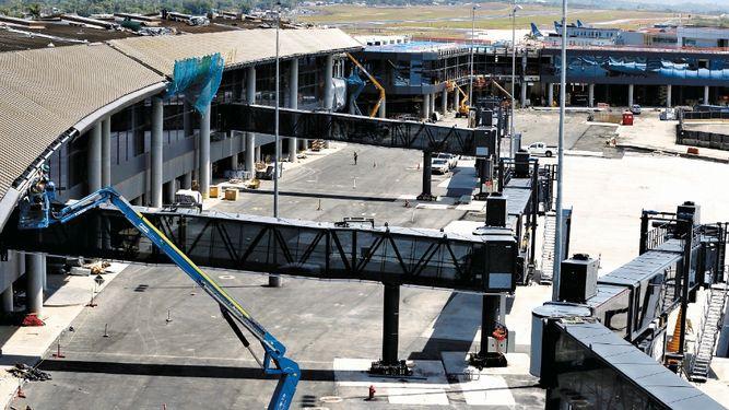 El 2 de enero iniciará operaciones la terminal 2 del aeropuerto de Tocumen