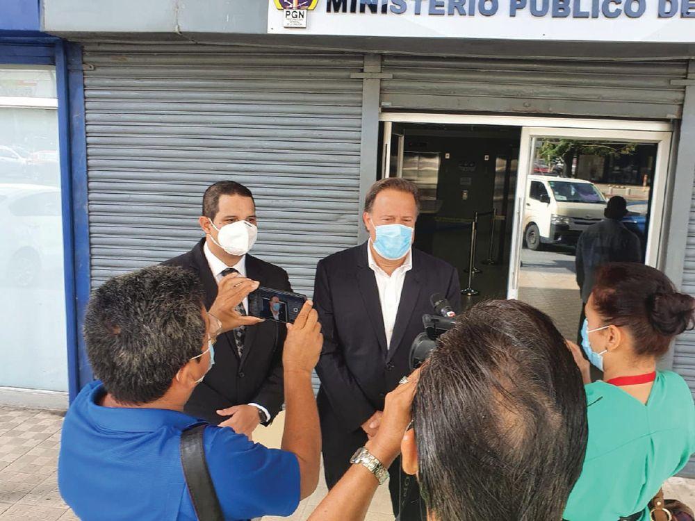 Expresidente Juan Carlos Varela es citado por el Ministerio Público para que comparezca en caso Odebrecht