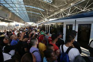 Línea 2 del Metro de Panamá inicia operaciones de manera oficial