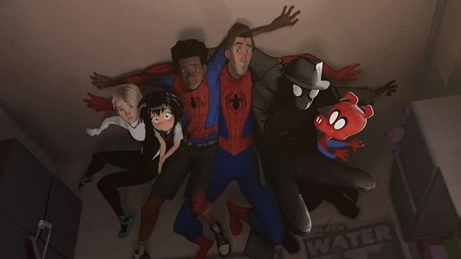 Sobre la brillante película 'Spider-Man: Un nuevo universo'