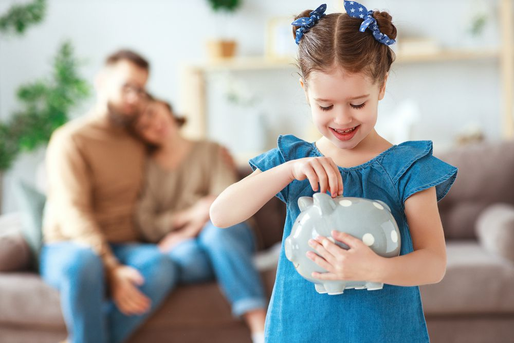 La educación financiera en el hogar