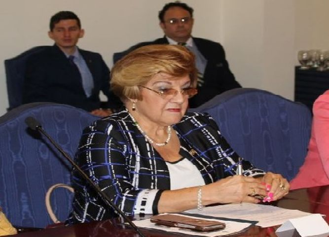 La panameña Esmeralda Arosemena de Troitiño es elegida nueva presidenta de la CIDH