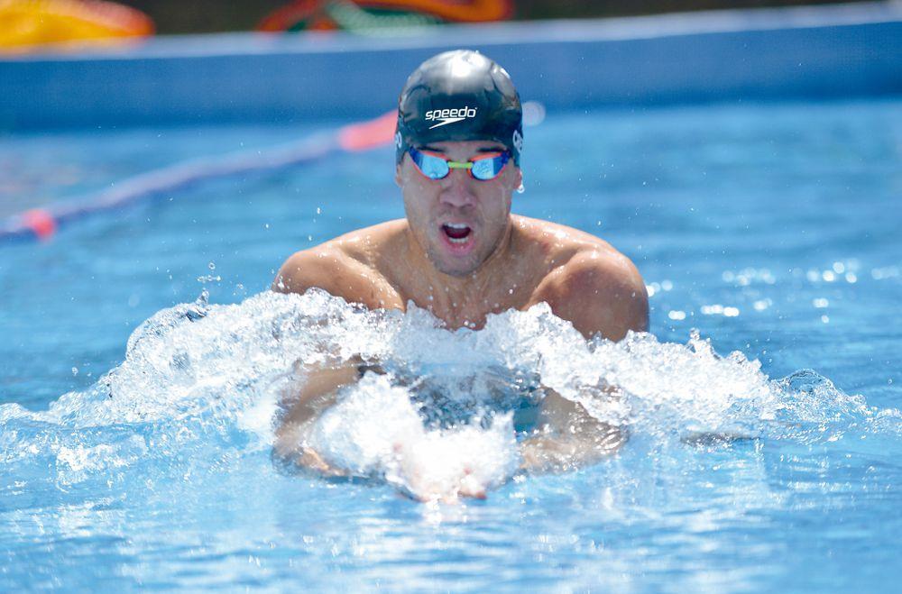 Edgar Crespo: 'Extraño entrenar'