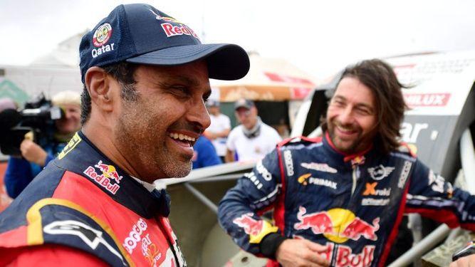 El líder Al-Attiyah gana etapa y acaricia el título en el Dakar