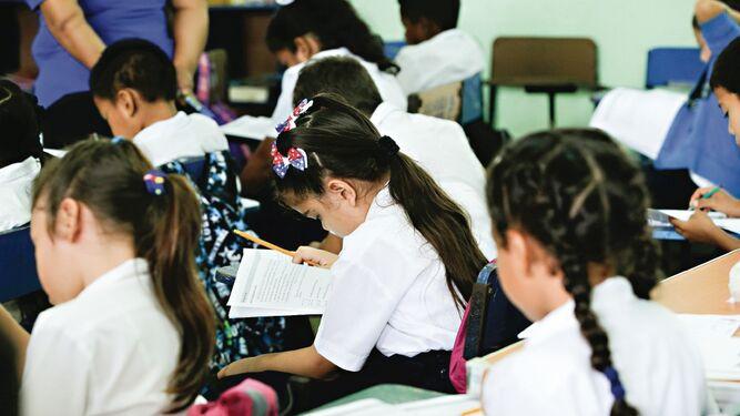 Estudiantes sacan mala nota en prueba Crecer