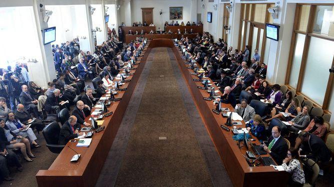 OEA posterga definición de fecha para reunión de cancilleres sobre Venezuela