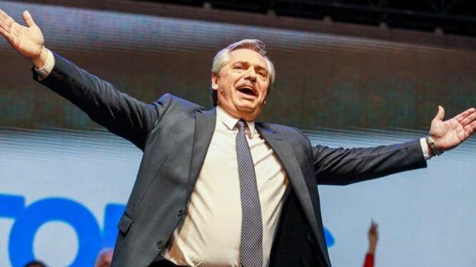 Argentina no caerá en default si soy presidente, dice Alberto Fernández