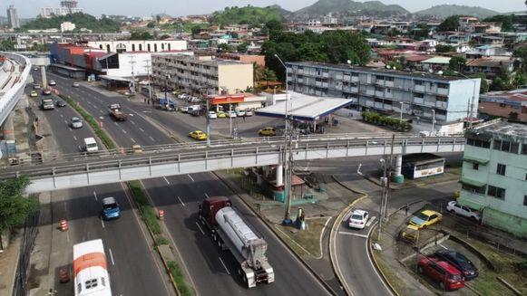 MOP prevé reabrir el puente vehicular de Paraíso la otra semana