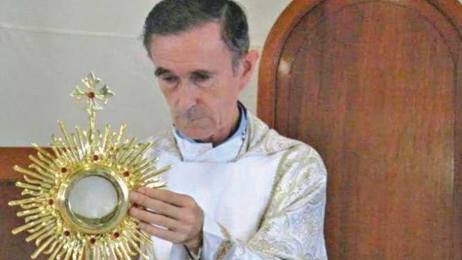 Fray Arteta, servidor de los necesitados