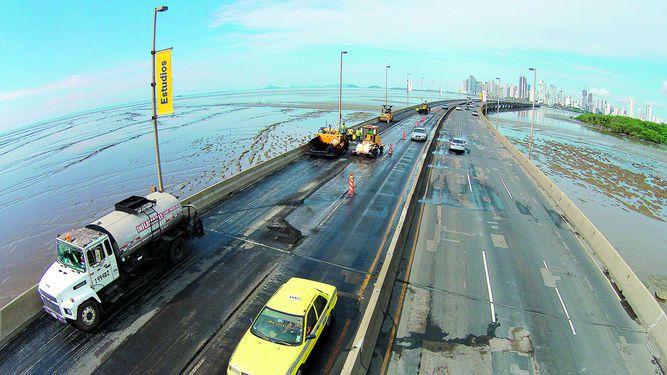 Molestia por obra en tramo marino del corredor Sur