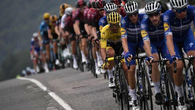 Hoy vuelve el Tour de Francia en camino hacia los Alpes