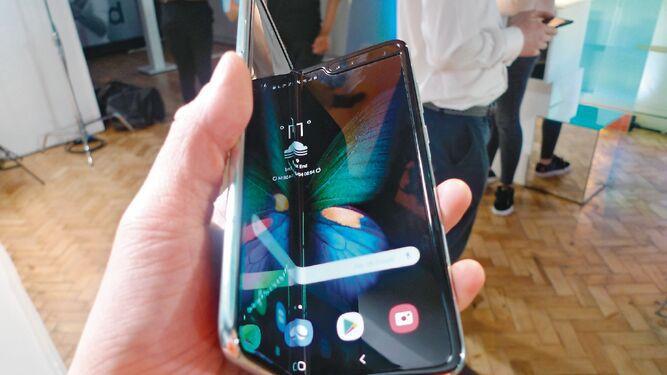 Reportan fallas en pantallas plegables del Galaxy Fold