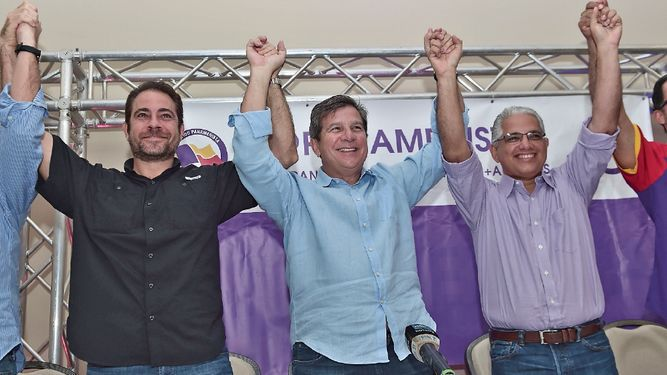 Panameñista y FAD escogen hoy a su abanderado para las elecciones