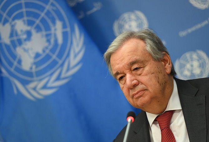 Guterres pide la liberación de los líderes  opositores de Nicaragua