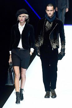 Dolce & Gabbana brinda un show 'monárquico' en la Semana de la Moda masculina de Milán