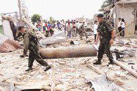 Ataque de las FARC contra población deja cuatro heridos