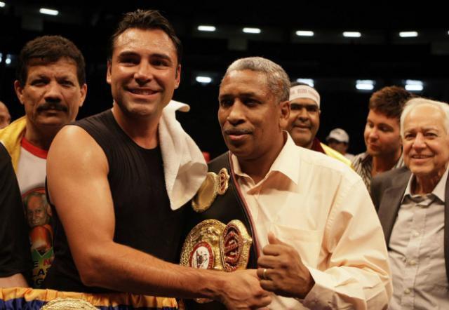 Boxeo: Zapata espera ansioso una llamada para ingresar al Salón de la Fama