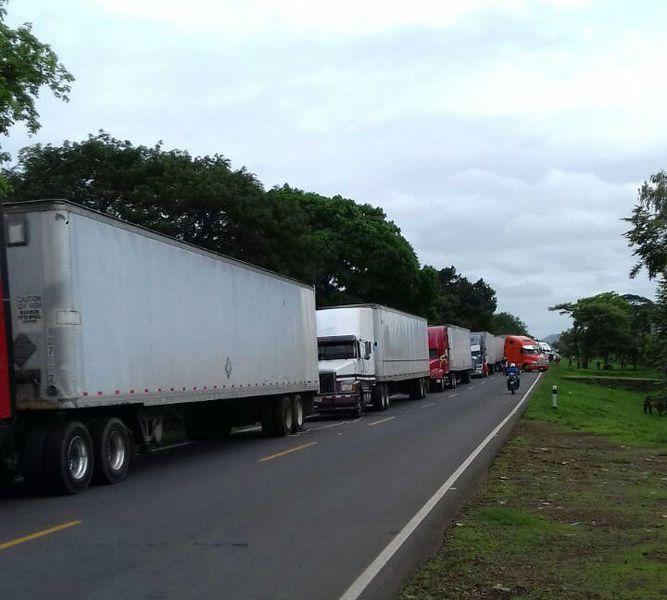 Cancillería pide que se suspendan nuevos envíos terrestres a Nicaragua
