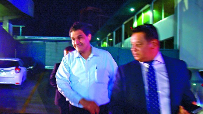 Exjefe de la UAF, indagado en fiscalía por caso Odebrecht