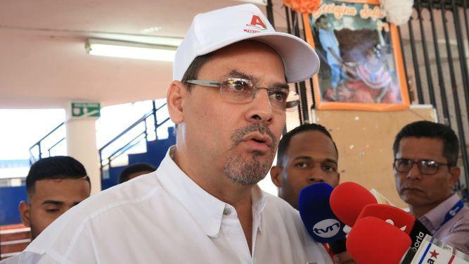 Alianza elige a José Domingo Arias como su candidato presidencial