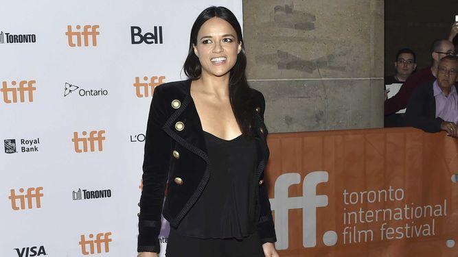Actriz Michelle Rodríguez continúa en Rápidos & Furiosos 9
