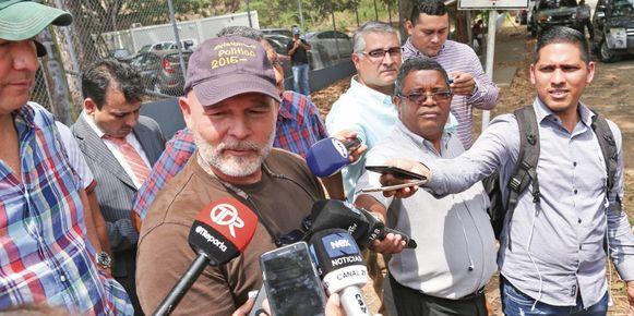 'Me quedé en Panamá, di la cara siempre': Pérez