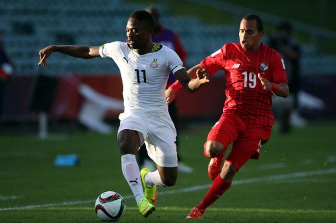 Panamá pierde ante Ghana y se despide del Mundial Sub-20