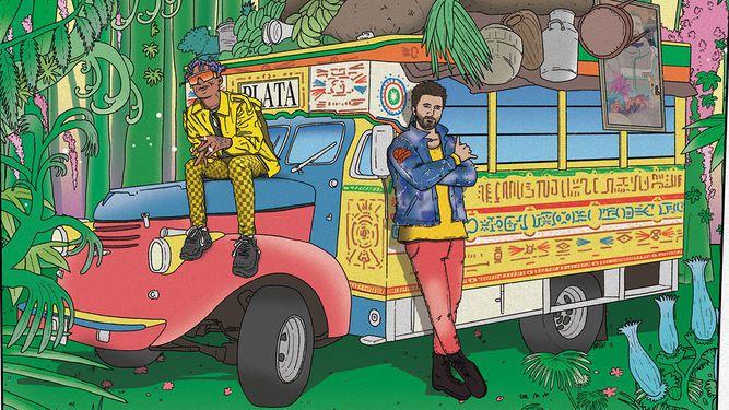 El cantante Juanes, amor a Colombia