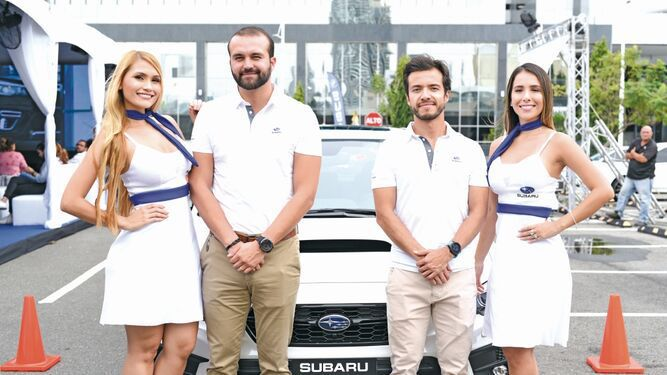Subaru Panamá presentó el sistema Eyesight