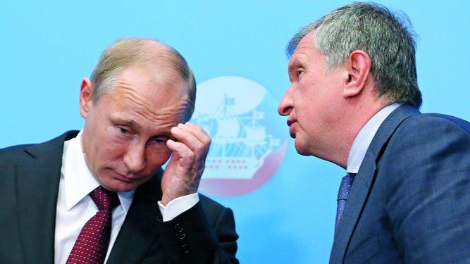 Acusan a allegado a Putin