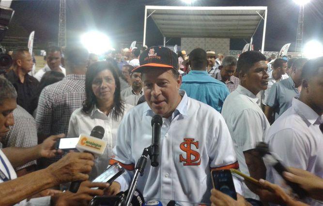 Presidente Varela: 'Panamá no seguirá tolerando flujo de inmigrantes'