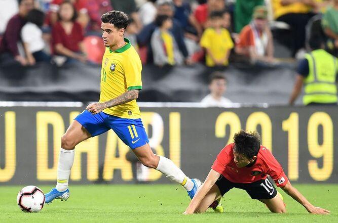 Brasil despide 2019 con una necesaria victoria por 3-0