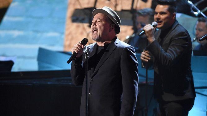 Rubén Blades y su exitoso 'Salsa Big Band'
