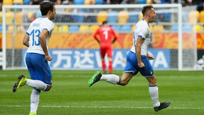 Italia supera a Mali y pasa a semifinales del Mundial Sub-20