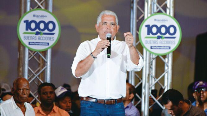 Blandón y Quijano envían su mensaje en radiomaratón
