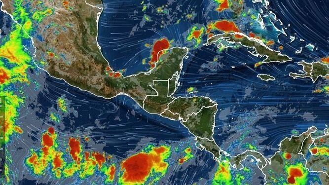 Sinaproc emite aviso de prevención por lluvias