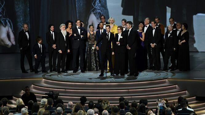 'Juego de Tronos' disputa batalla final para ampliar su marca en los Emmys